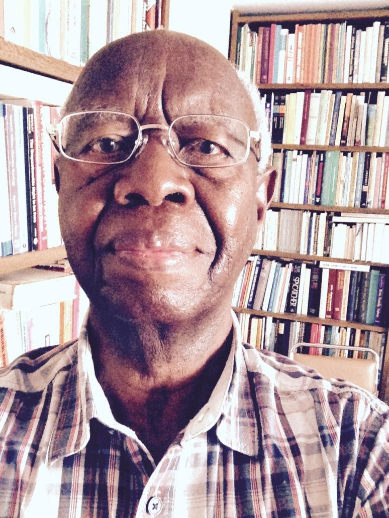 Prof. John Mbiti